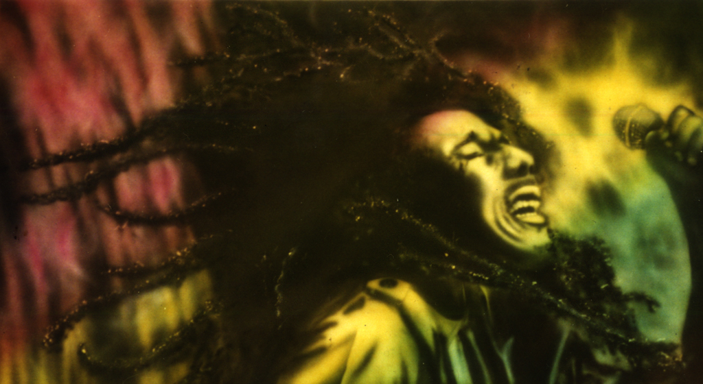 Metamorphosis design free css templates for Bob marley mural